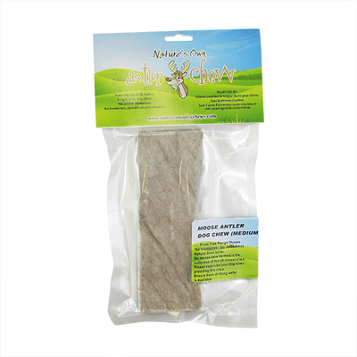Nature's Own Moose Antler Dog Chew Medium | Pisces Pets