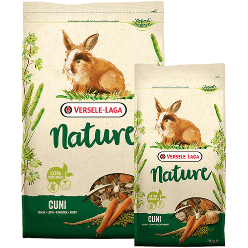 Versele-Laga Cuni Nature Rabbit Food | Pisces Pets