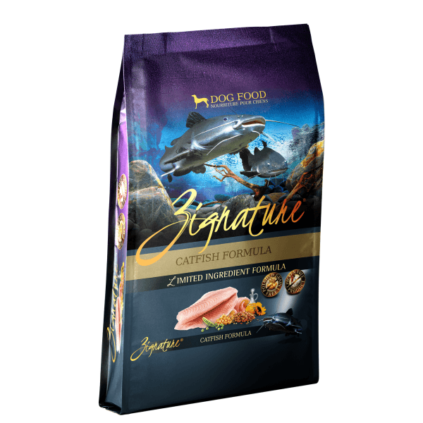 Zignature Catfish Dog Food | Pisces Pets