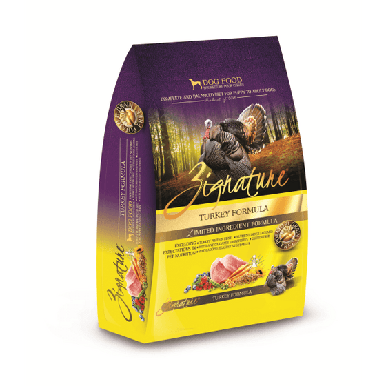 Zignature Turkey Dog Food | Pisces Pets