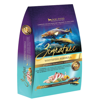 Zignature Whitefish Dog Food | Pisces Pets