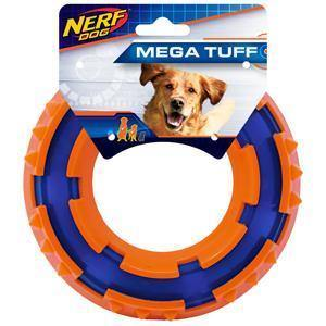 Nerf Dog 2-Tone Spike Ring | Pisces Pets