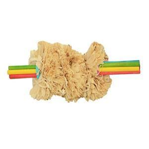 Super Bird Corn Husk Toss Toy | Pisces Pets