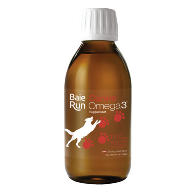 Baie Run Canine Omega 3 - 200 ml | Pisces Pets