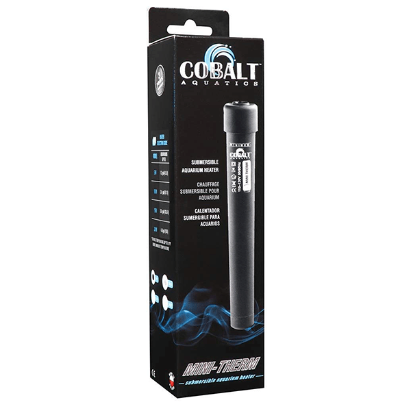 Cobalt Aquatics Mini-Therm Heater | Pisces Pets