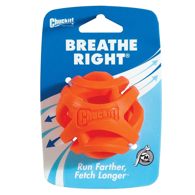 CHUCKIT! Breathe Right - Medium | Pisces Pets