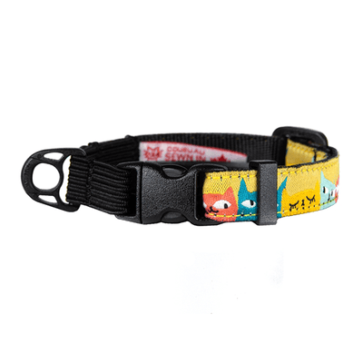 RC Pets Cat-titude Kitty Clip Collar | Pisces Pets