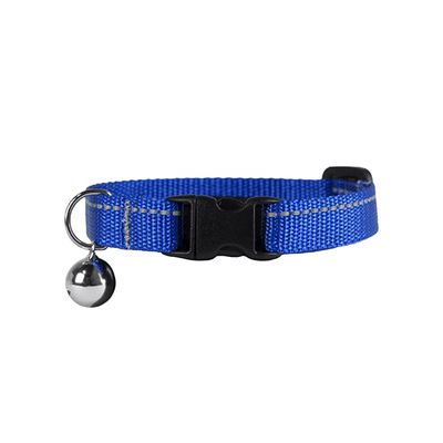 RC Pets Royal Blue Primary Kitty Breakaway Collar | Pisces Pets
