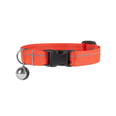RC Pets Orange Primary Kitty Breakaway Collar | Pisces Pets