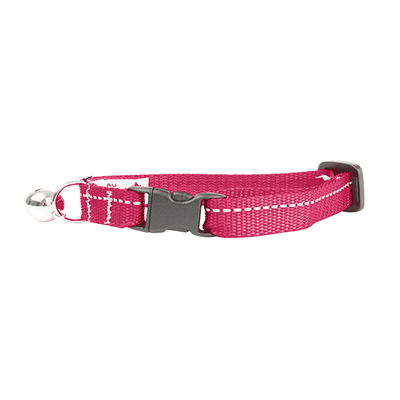 RC Pets Raspberry Primary Kitty Breakaway Collar | Pisces Pets