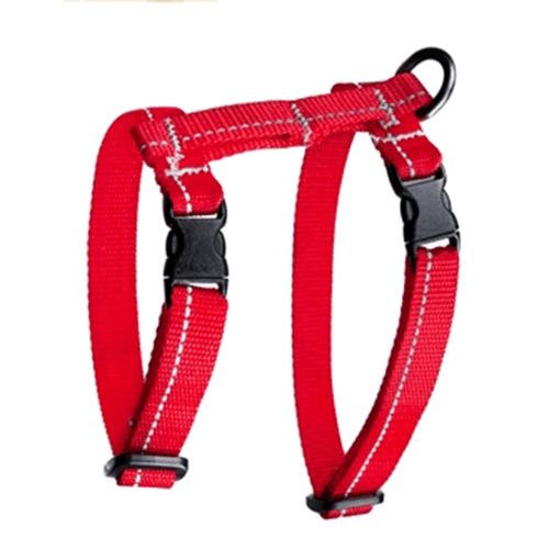RC Pets Red Primary Kitty Harness - Medium | Pisces Pets