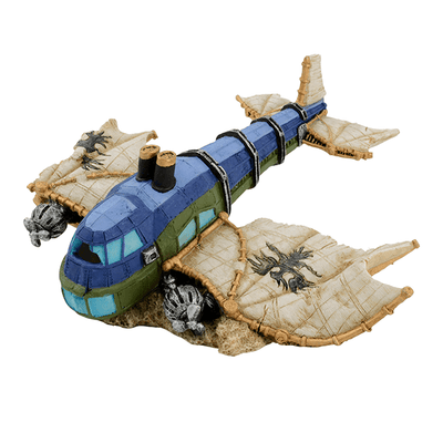 Underwater Treasures Flying Machine | Pisces Pets