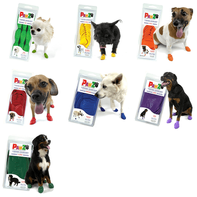 Pawz Rubber Boots - Available in Multiple Sizes | Pisces Pets