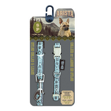 Arista Jazz Collar & Leash Set - Available in 3 Sizes | Pisces Pets