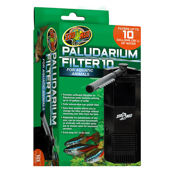 Zoo Med Paludarium Filter - 10 Gallon | Pisces Pets