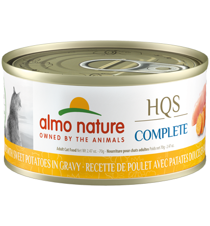Almo Nature Complete Chicken Recipe with Sweet Potatoes 70g | Pisces Pets