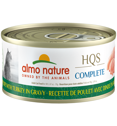 Almo Nature Complete Chicken Recipe with Turkey 70g | Pisces Pets