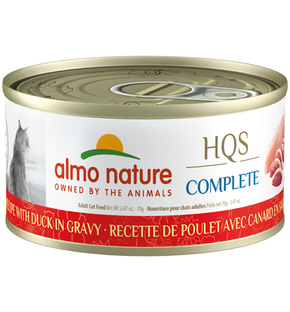 Almo Nature Complete Chicken Recipe with Duck 70g | Pisces Pets