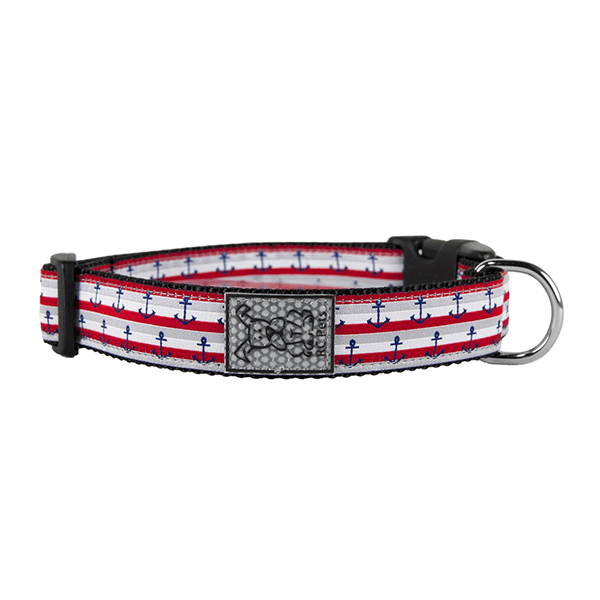 RC Pets Nautical Clip Collar - Available in Multiple Sizes | Pisces Pets