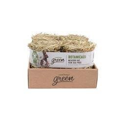 Living World Green Botanicals Hay - Natural