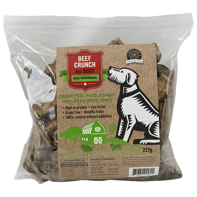 Silver Spur Beef Crunch - 227 g | Pisces Pets