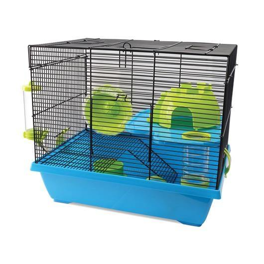 Living World Dwarf Hamster Cage - Pad