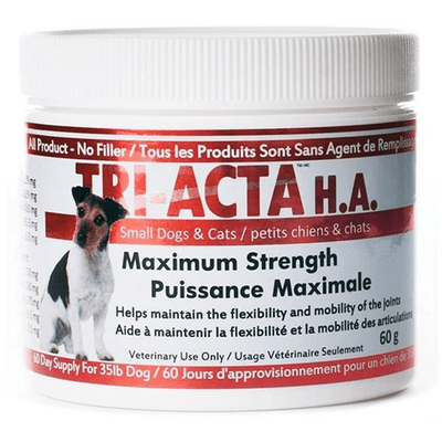 Tri-Acta H.A. Maximum Strength Joint Health & Mobility - 60 g | Pisces Pets