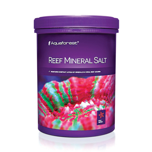 Aquaforest Reef Mineral Salt | Pisces Pets