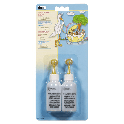 Dogit Pet Nursing Bottles - 2 Pack | Pisces Pets