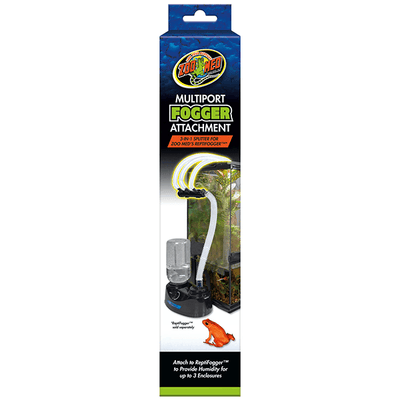 Zoo Med Multiport Fogger Attachment | Pisces Pets