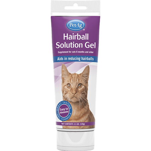 PetAg Hairball Solution Gel - 100 g | Pisces Pets