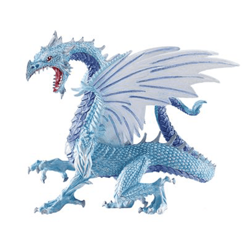 Safari Ltd. Ice Dragon | Pisces Pets