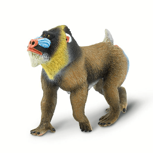 Safari Ltd. Mandrill | Pisces Pets