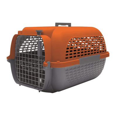 Dogit Voyageur Carrier - Orange/Charcoal | Pisces Pets