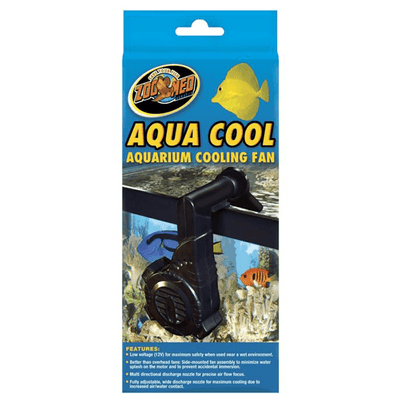 Zoo Med Aqua Cool Aquarium Cooling Fan | Pisces Pets