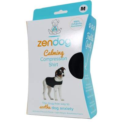 ZenPet Claming Compression Shirt - Available in Multiple Sizes | Pisces Pets