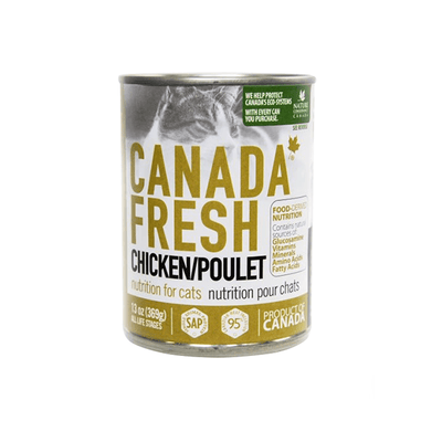Canada Fresh Chicken Cat Food - 369 g | Pisces Pets