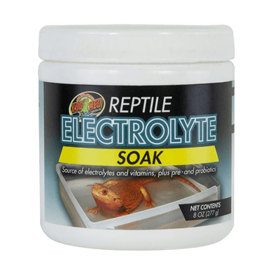 Zoo Med Reptile Electrolyte Soak - 277 g | Pisces Pets