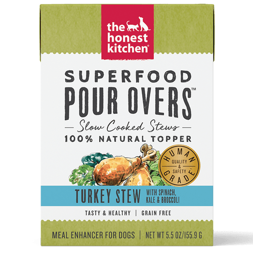 Honest Kitchen Superfood Pour Overs - Turkey Stew | Pisces Pets