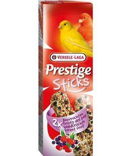 Versele-Laga Prestige Forest Fruit Sticks 60g - Canary