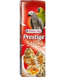 Versele-Laga Prestige Nut & Honey Sticks 140g - Parrot