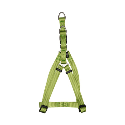 Zeus Olive Nylon Step-In Harness - Available in 2 Sizes | Pisces Pets