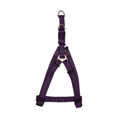 Zeus Royal Purple Nylon Step-In Harness - Available in 4 Sizes | Pisces Pets