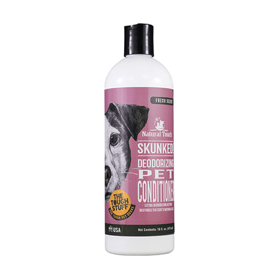 Natural Touch Skunked! Deodorizing Conditioner | Pisces Pets