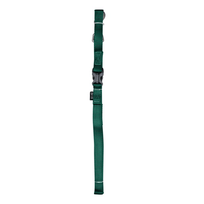 Zeus Forest Green 1.2m Nylon Leash - Available in 4 Sizes | Pisces Pets