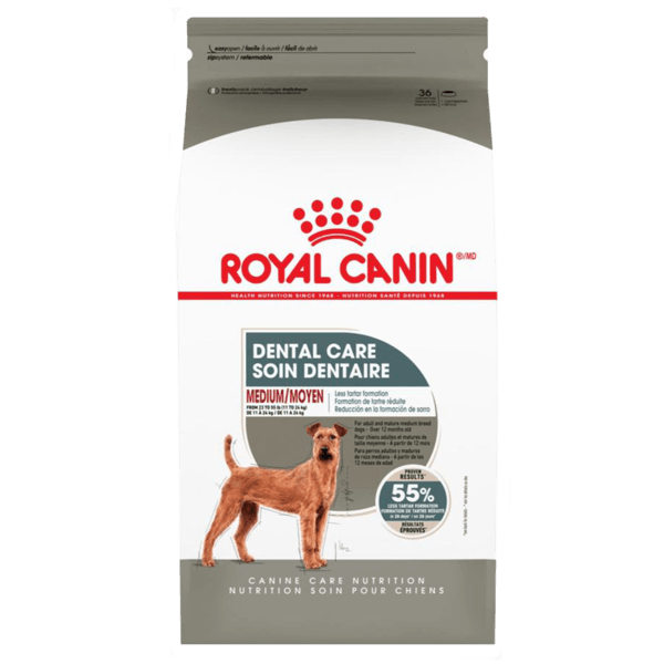 Royal Canin Dental Care Medium- 28lb