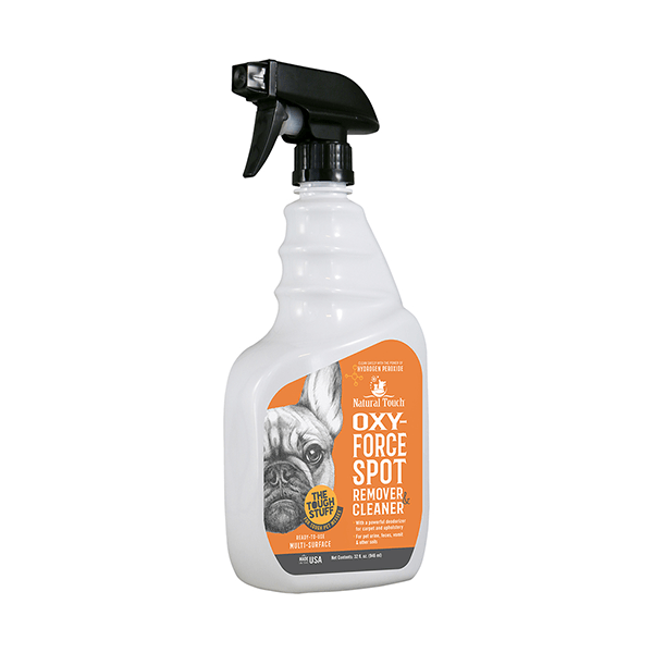 Tough Stuff Oxy-Force Spot Remover - 946 ml | Pisces Pets