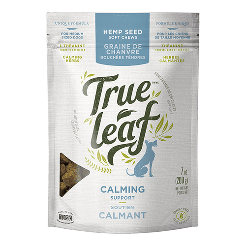 True Leaf Calming Support Chews - 200 g | Pisces Pets