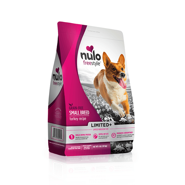 Nulo Freestyle Grain Free Small Breed Limited+ High Meat Turkey Dog Food | Pisces Pets