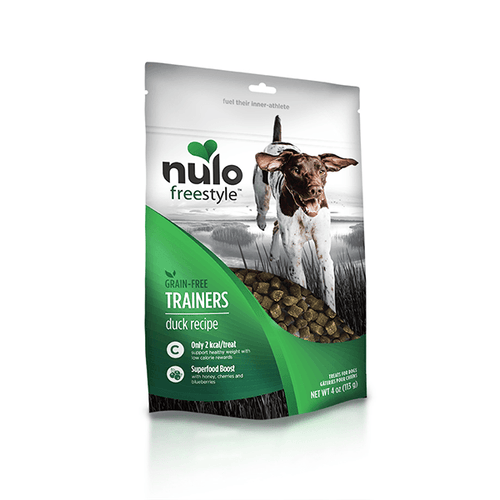 Nulo Freestyle Duck Training Treats - 113 g | Pisces Pets